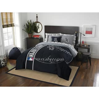 The Northwest Company MLB Chicago White Sox Full 7-piece Bed in a Bag with Sheet Set (As Is Item)|https://ak1.ostkcdn.com/images/products/18154489/P91027408.jpg?impolicy=medium