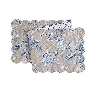 Annabelle Blue Table Runner