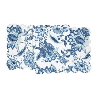 Isabella Quilted Table Runner
