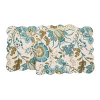Adrienne Meadow Table Runner