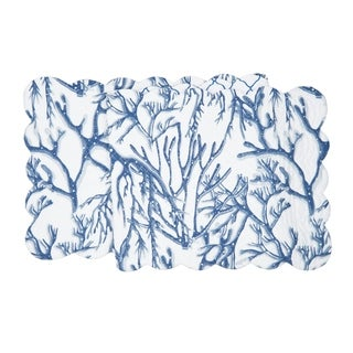 New Caledonia Quilted Table Runner - N/A