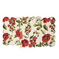 Camila Quilted Table Runner