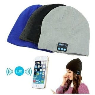 Wireless Bluetooth Beanie Hat with Built-in Headphones|https://ak1.ostkcdn.com/images/products/18155286/P24304720.jpg?impolicy=medium