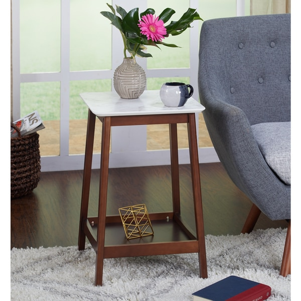 Shop Simple Living Jhovies End Table Free Shipping Today