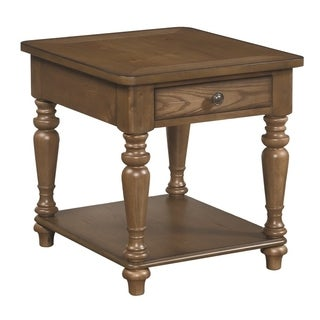 South Mountain Hardwood Farmhouse End Table