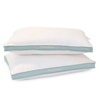 Tommy Bahama Quilted Sateen Pillow (Set of 2)