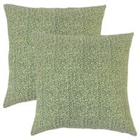 Set of 2  Grisel Woven Throw Pillows in Rickey