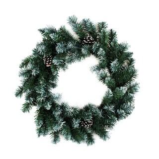 "24"" Green Wreath"