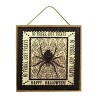 Hanging Picture With Spider