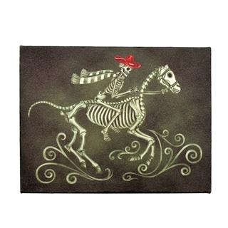 "11"" Dod Horse Canvas"