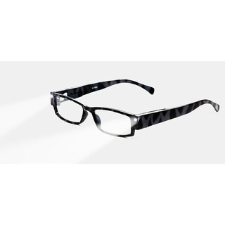 Multi Strength Eyeglass LED Reading Glasses LG Safari Optic By Finess