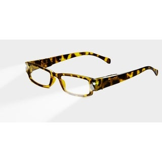 Multi Strength Eyeglass LED Reading Glasses LG Ava Optic By Finess (4 options available)