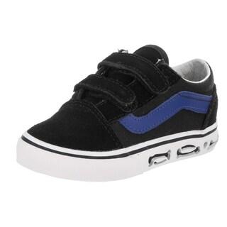 Vans Toddlers Old Skool V (Sidewall Perf) Skate Shoe