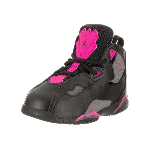 ec0b5770033 Shop Nike Jordan Toddlers Jordan True Flight GT Basketball Shoe ...