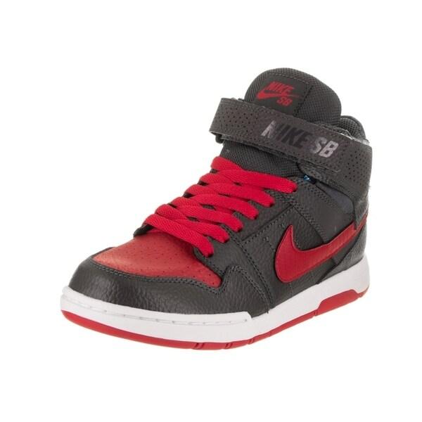 new arrival 5b9c8 44116 Nike Kids Mogan Mid 2 Jr B Skate Shoe. Click to Zoom