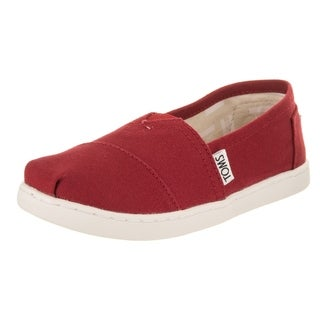 Toms Kids Classic Casual Shoe