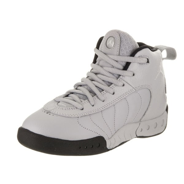 7a676f393ca8 Shop Nike Jordan Kids Jordan Jumpman Pro BP Basketball Shoe - On ...