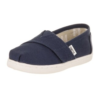 Toms Toddlers Tiny Classic Casual Shoe (Option: 7)