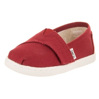 Toms Toddlers Tiny Classic Casual Shoe