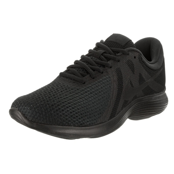 Exclusive Nike Revolution 4 Used Black/Black 908988 For 002 Mens Running Shoes