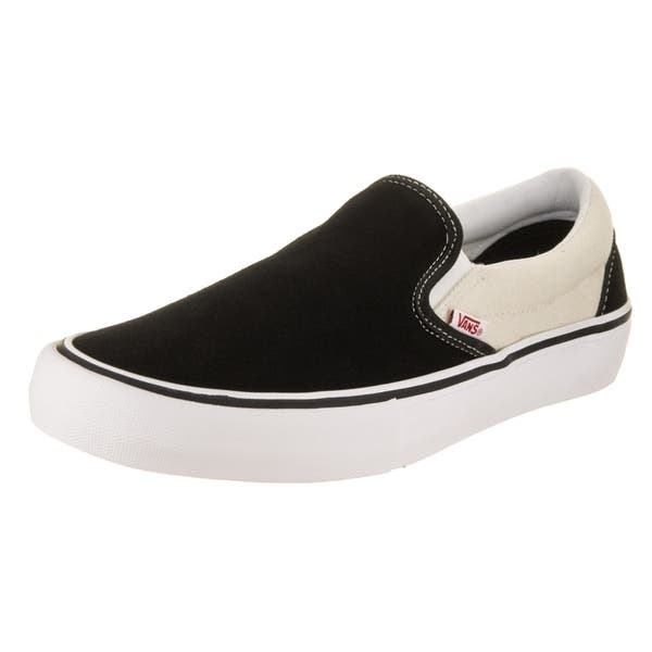 Shop Vans Men S Slip On Pro Skate Shoe Free Shipping Today Overstock 18157737