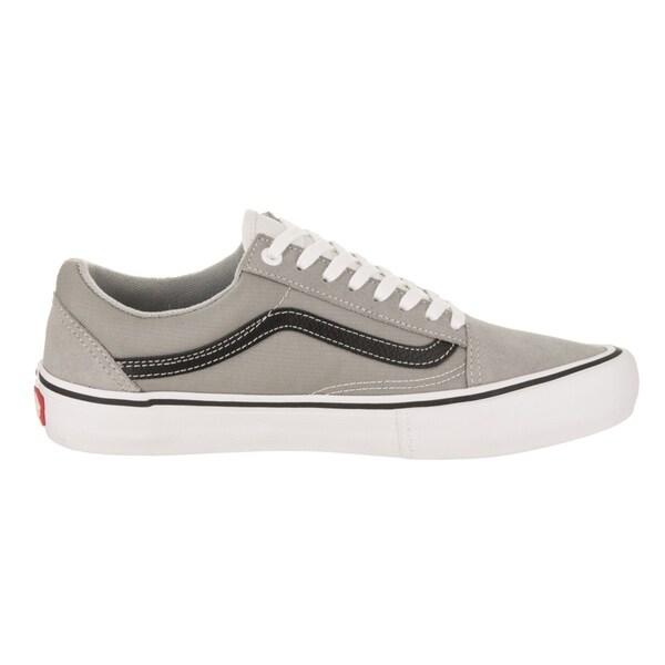 Shop Vans Men's Old Skool Pro Skate Shoe Overstock 18157739