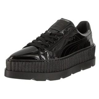 Puma Women's Fenty Pointy Creeper Patent Casual Shoe