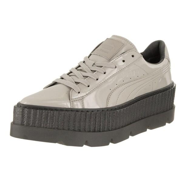 05f6290082e Shop Puma Women s Fenty Pointy Creeper Patent Casual Shoe - Ships To ...