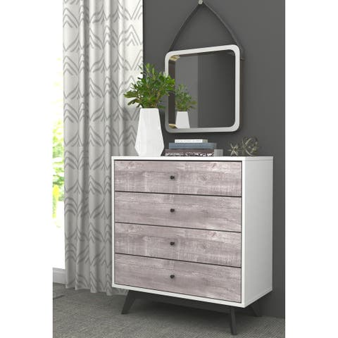 Simple Living Crislana 4-Drawer Chest