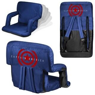 Captain America - Ventura Portable Reclining Stadium Seat