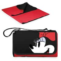 Minnie Mouse - Blanket Tote Outdoor Picnic Blanket