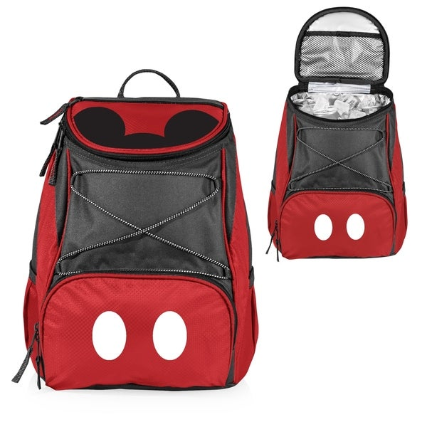 a29bc9ce59f Shop Mickey Mouse - PTX Cooler Backpack - On Sale - Free Shipping On Orders  Over  45 - Overstock - 18157907