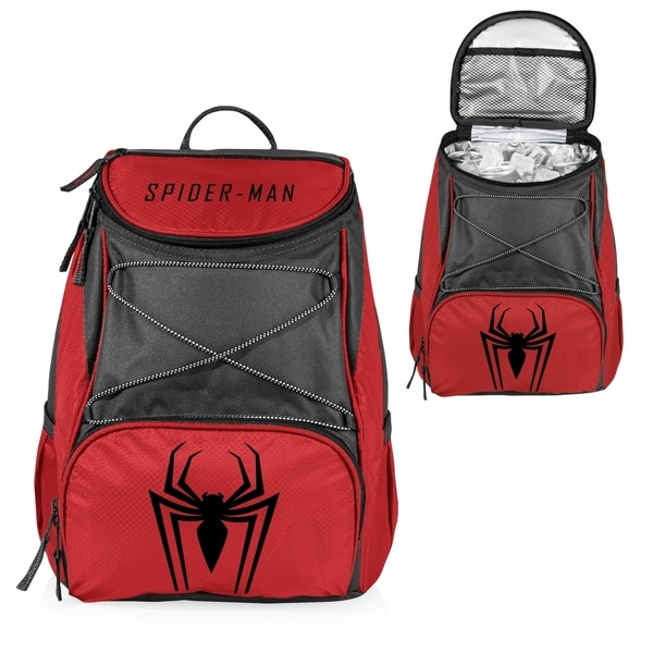 c96d200f60a Shop Spider-Man - PTX Cooler Backpack - Free Shipping Today - Overstock -  18157915