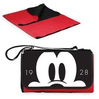 Mickey Mouse - Blanket Tote Outdoor Picnic Blanket
