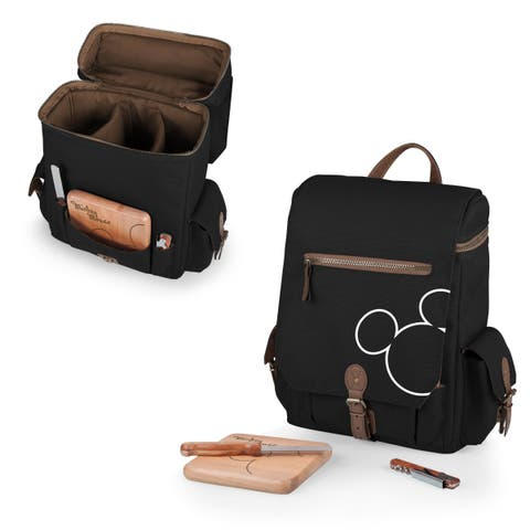 Mickey Mouse - Moreno 3-Bottle Wine & Cheese Tote