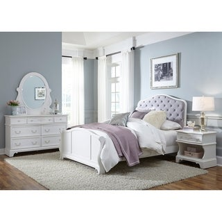 Arielle Antique White 7-Drawer Dresser