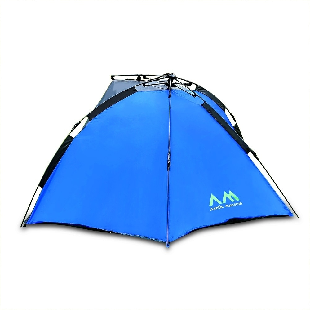 Arctic Monsoon Instant Pop-up Shelter for Beach (Green)