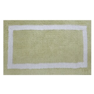 Hotel Collection Cotton Reversible Bath Rug (More options available)