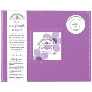 "Doodlebug Storybook Album 8""X8"""