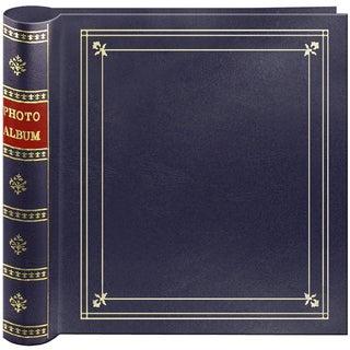 "Pioneer 2-Up Bi-Directional Memo Pocket Photo Album 4""X6"""