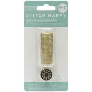 We R Stitch Happy Metallic Thread