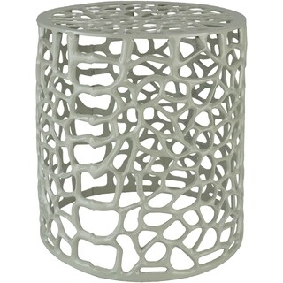 Caiside Sage Modern Metal Stool