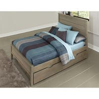 Hillsdale Highlands Alex Full Bed with Trundle, Driftwood