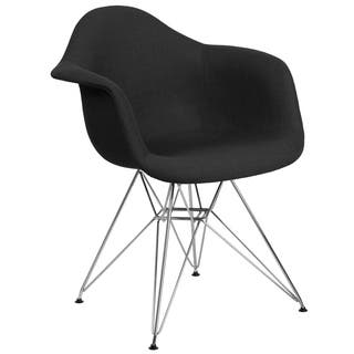 Fabric Side Chair/Chrome Base|https://ak1.ostkcdn.com/images/products/18160998/P24309641.jpg?impolicy=medium
