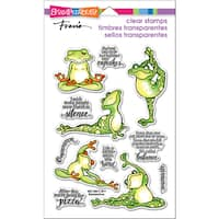 "Stampendous Perfectly Clear Stamps 7.25""X4.625"""
