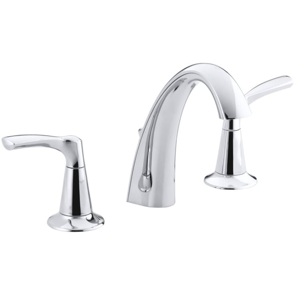 Kohler Mistos Widespread Lavatory Faucet 8in. to 16 in. Polished ...