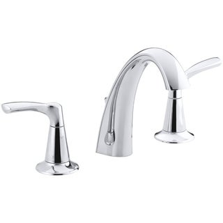 Kohler Mistos Widespread Lavatory Faucet 8in. to 16 in. Polished Chrome