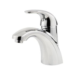 Pfister Parisa Single Handle Lavatory Faucet 4 in. Polished Chrome