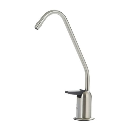 Shop Watts Air Gap Brushed Nickel Kitchen Faucet - Free Shipping ...