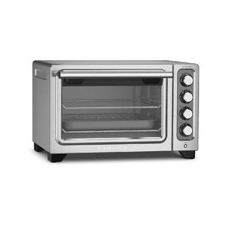 KitchenAid Contour Silver 12 inch Compact Convection Toaster Oven (Refurbished)|https://ak1.ostkcdn.com/images/products/18161518/P24310082.jpg?impolicy=medium